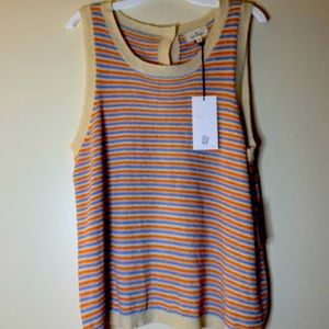 Thread and supply sweater tank size large